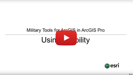 Video: Military Tools for ArcGIS: Sichtbarkeitsanalysen in der Einsatzvorbereitung
